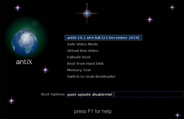 antiX 19.1: O Linux que arranca em menos de 10 segundos
