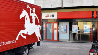 Inagem CTT lideram queixas de clientes