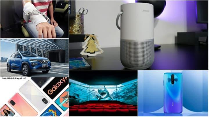 E os destaques tecnológicos da semana que passou foram... - Samsung, Xiaomi, Xbox, Bose