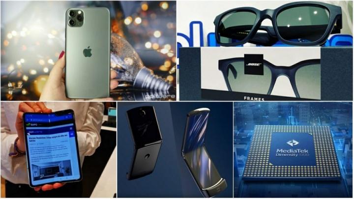 E os destaques tecnológicos da semana que passou foram... - apple, samsung, amd