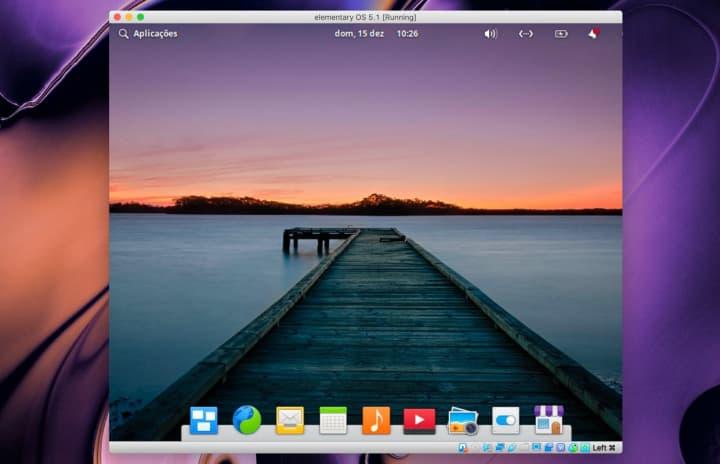 Com o novo elementary OS 5.1...não vai querer mais o Windows 10