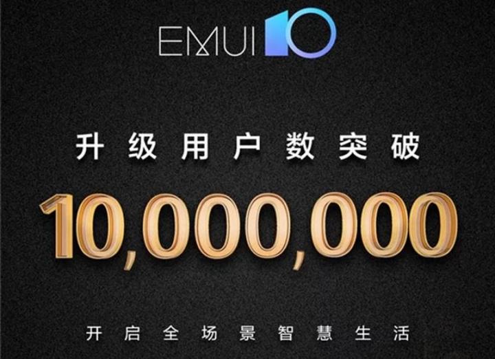 Huawei EMUI 10 Android 10 smartphones atualização