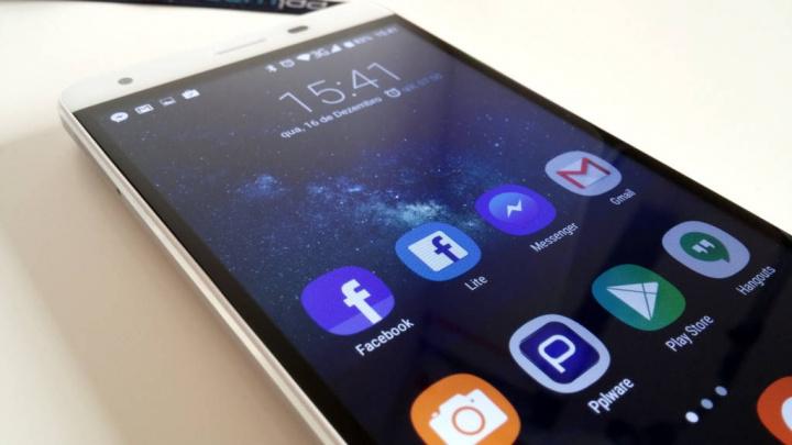Facebook Android dependência sistema operativo equipamentos