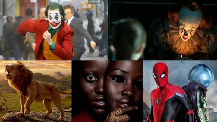 Top 10 - os melhores e mais populares filmes de 2019