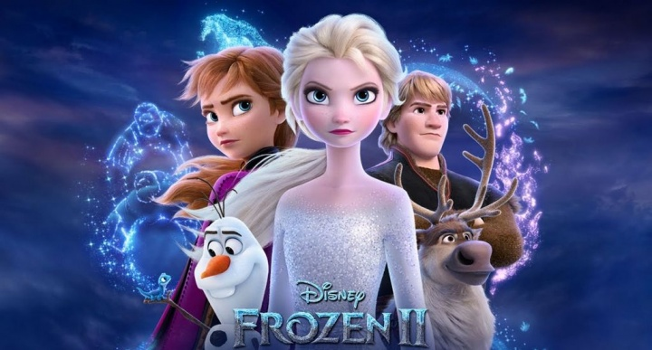Disney conquista mais um recorde de bilheteiras com Frozen 2