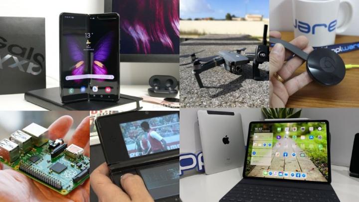 Os gadgets que marcaram a última década
