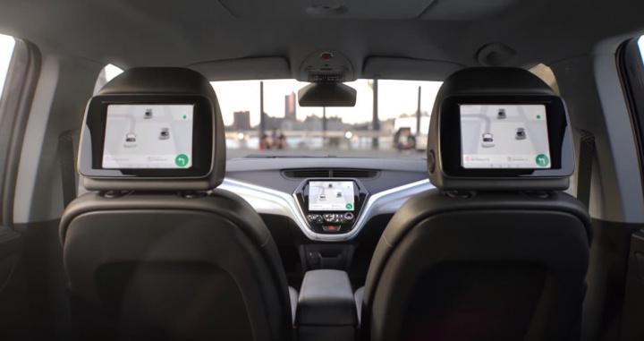 Imagem futuros automóveis sem volante ou pedais