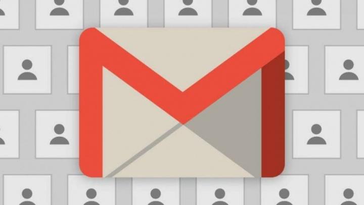 Gmail dark mode Google app problema