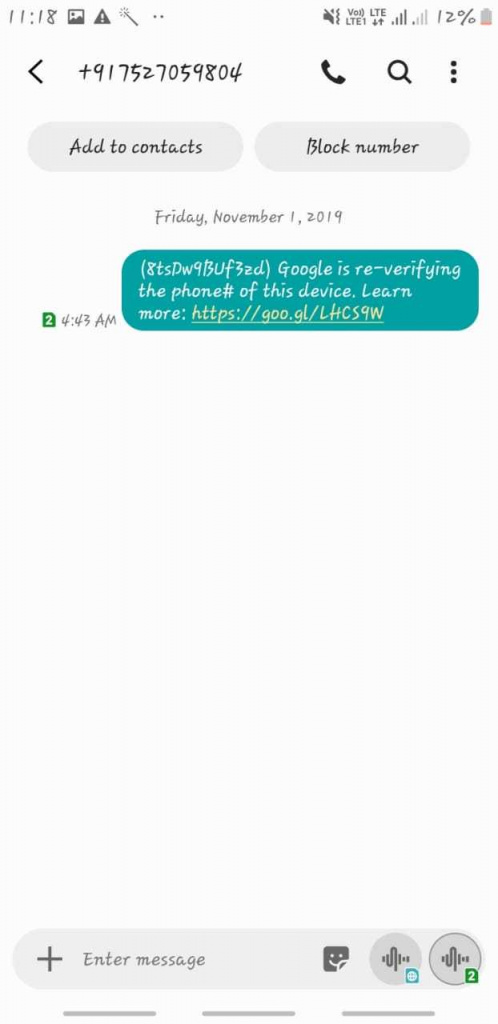 Android Google mensagens smartphones utilizadores