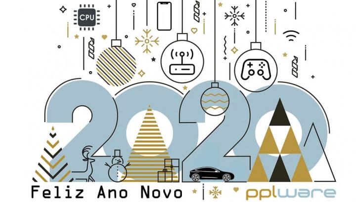 O Pplware deseja a todos um fantástico ano de 2020