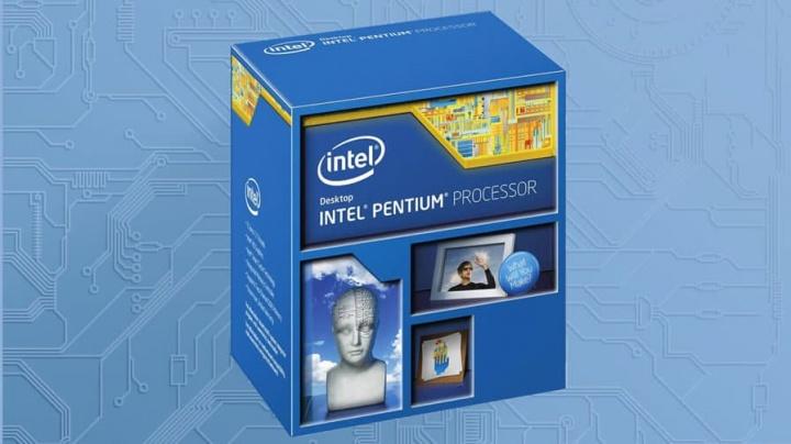 Imagem processador Intel de 22nm