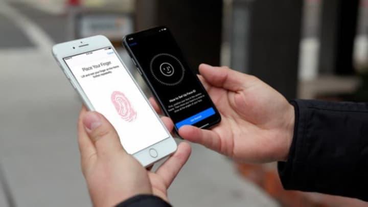Apple regista patente para Touch ID por baixo do ecrã do iPhone... Será o fim do Face ID?