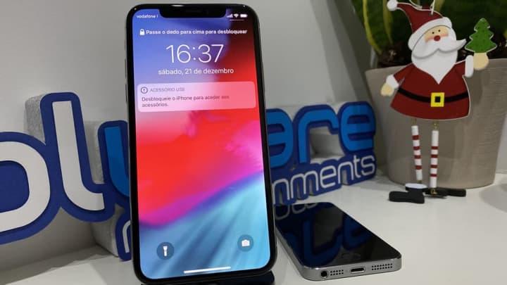 Imagem iPhone X e iPhone 5S que podem ser atacados, diz a empresa Elcomsoft