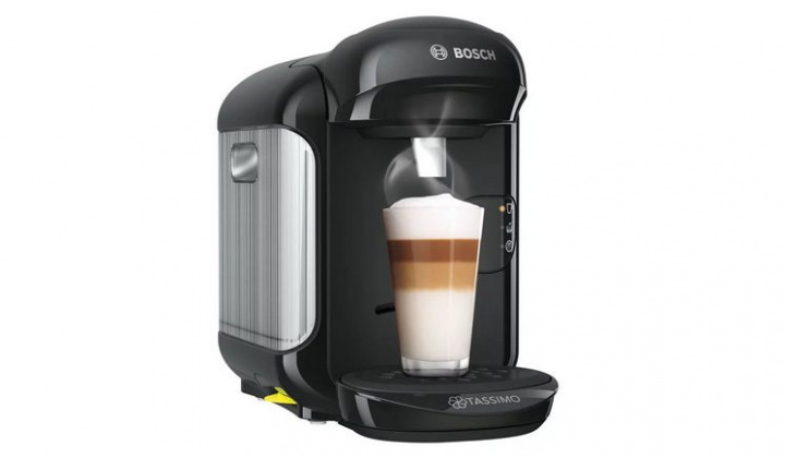 Máquina de café para presentes de natal