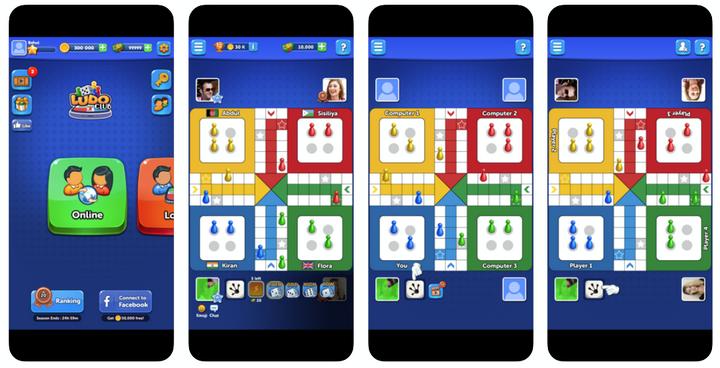 Ludo Club para Android e iOS