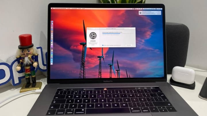 Apple macOS Catalina atualizar Mac