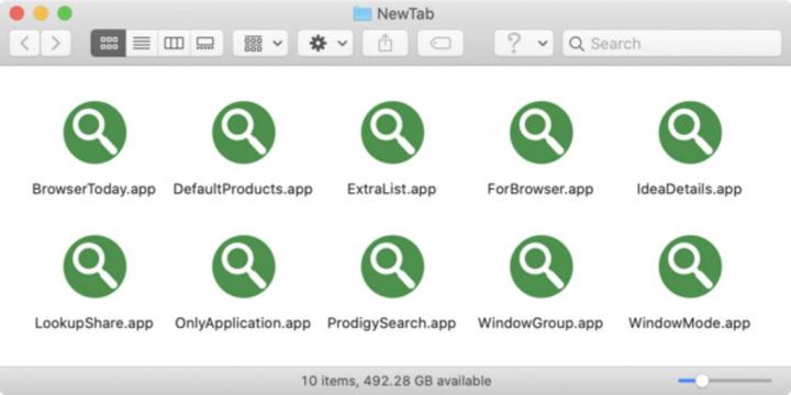 macOS malware Apple segurança sistema operativo