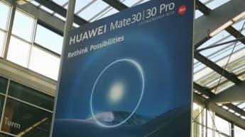 Huawei Mate 30 não tem um único componente de empresas norte-americanas EUA China