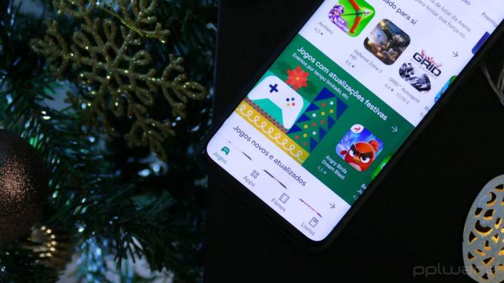Jogos Android com atualizações a celebrar o Natal