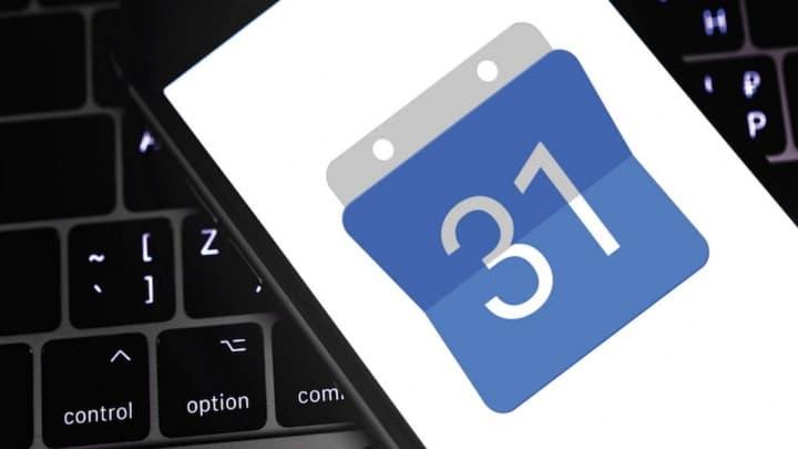 Google Calendar eventos copiar contas