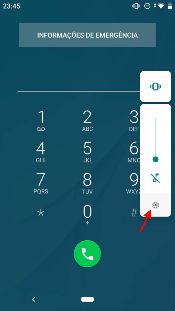 Android PIN smartphone security lock