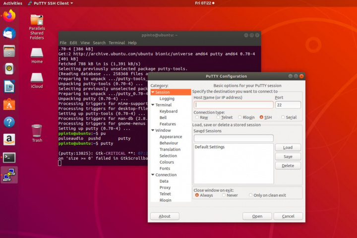 Learn how to install the popular Putty on Linux