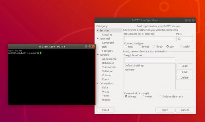 Aprenda a instalar o popular Putty no Linux