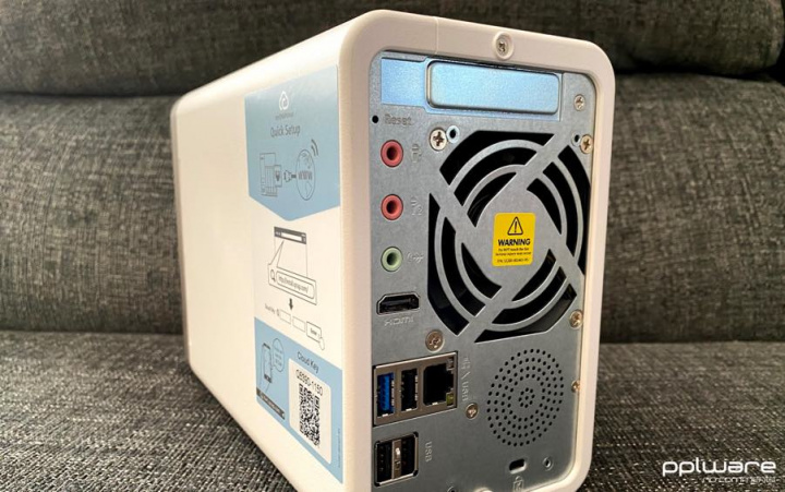 QNAP TS-251B: Primeiro NAS dual-core com slot PCIe