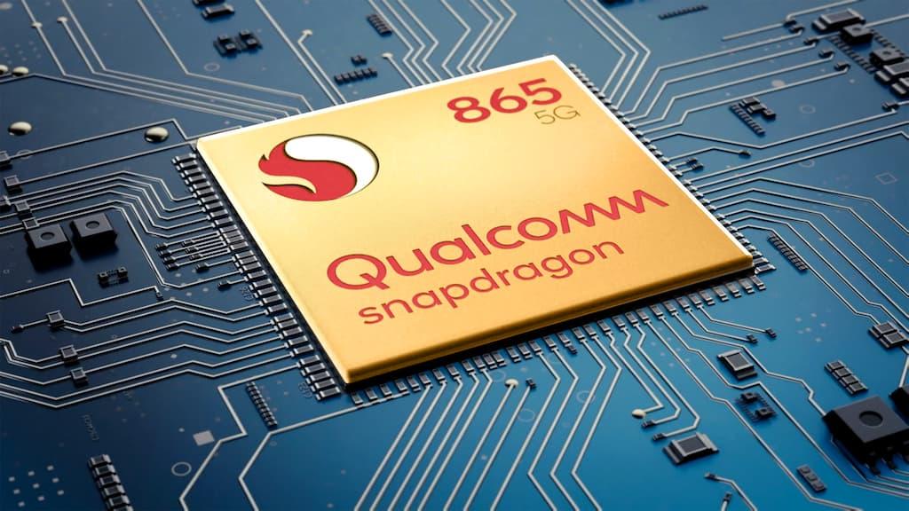 Qualcomm 5G câmaras