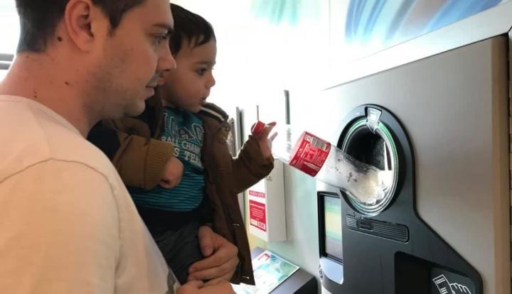 Portugal: Cinco cêntimos por cada garrafa de plástico devolvida