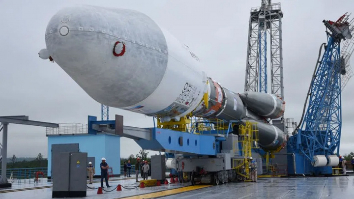 Rússia irá lançar novos satélites desta série em 2020 e 2021