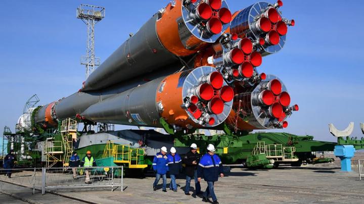 Imagem da nave que irá voar três vezes mais rápida até à estação Espacial Internacional