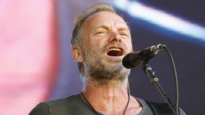 Clássicos classics Música Englishman In New York Sting