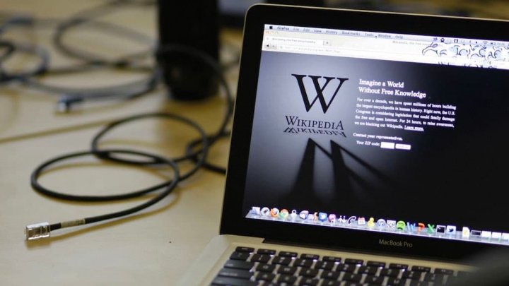 Quais os tópicos mais pesquisados na Wikipedia em 2019?