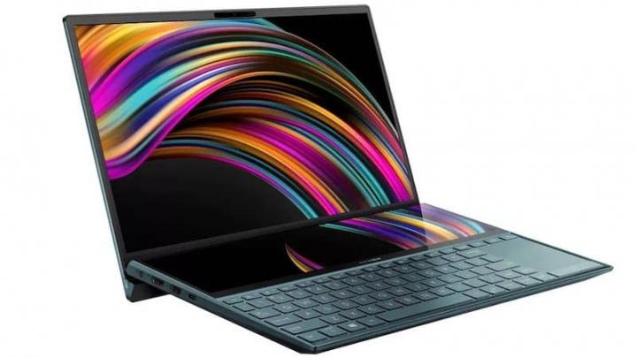 Asus ZenBook Duo: o computador portátil com dois ecrãs que se destaca pela portabilidade CES 2020