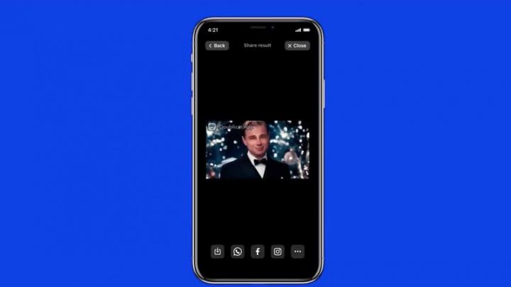 Doublicat Nova app viral coloca o seu rosto em GIF famosos em poucos segundos