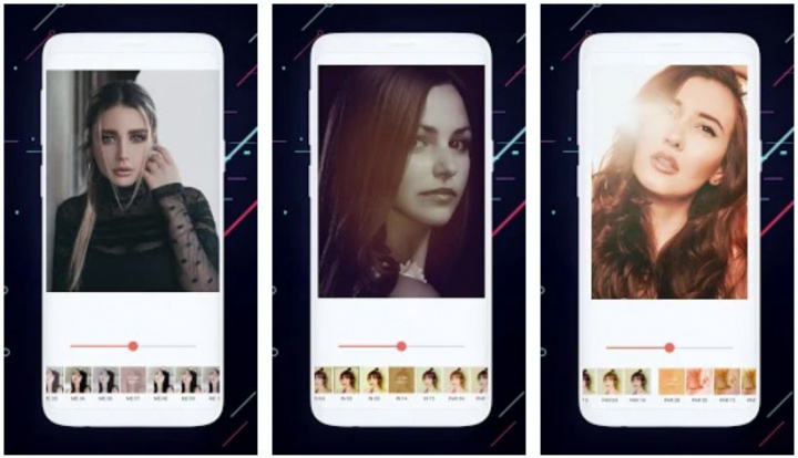 8 novas apps para instalar no seu smartphone Android . FaceCam - Photo editor & Filter effects