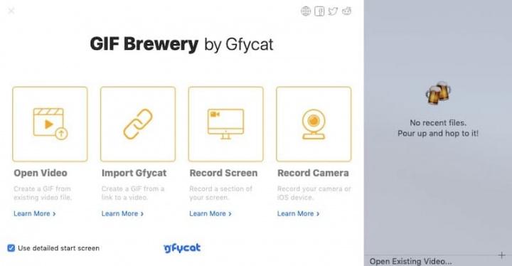 Quer uma alternativa à capacidade de gravar o ecrã do Mac no macOS? Conheça o GIF Brewery 3