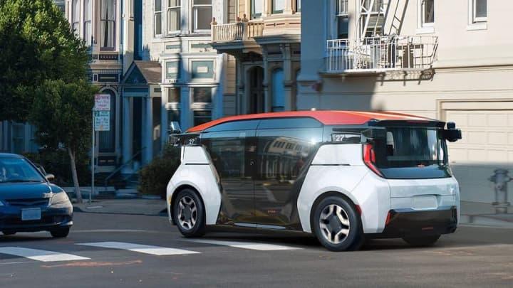 Cruise Origin: o carro autónomo e elétrico da General Motors para boleias na cidade