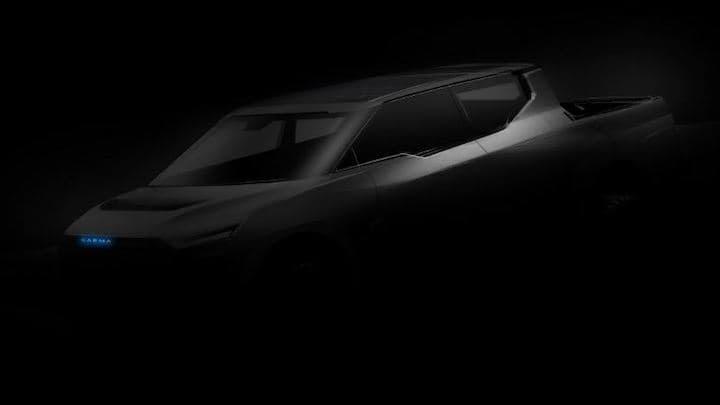 Karma Automotive prepara uma pickup e SUV elétricos que poderão rivalizar com a Tesla