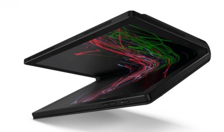 Lenovo ThinkPad X1 Fold: O primeiro computador dobrável