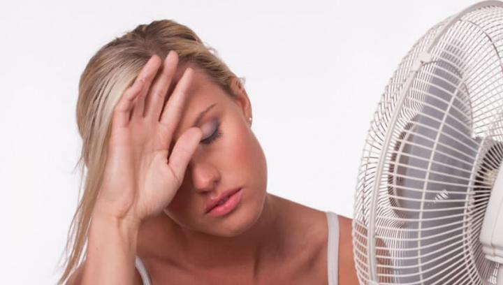 Ilustração dispositivo de arrefecimento que não gasta energia