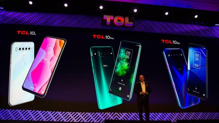 TCL lança smartphone por menos de $500 10 5G CES 2020 com funcionalidades que o iPhone 11 Pro não tem