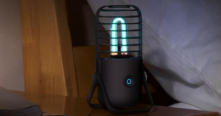 Xiaomi põe à venda uma lâmpada para eliminar o Coronavírus