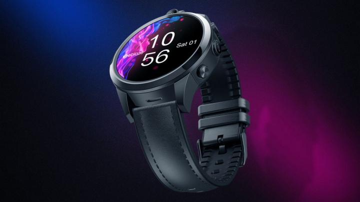 Smartwatch Zeblaze Thor 5 Pro - um smartphone de pulso