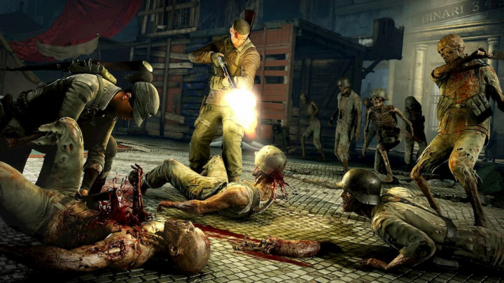 Zombie Army 4: Dead War, o regresso dos zombies nazis - PS4, Xbox One e PC