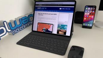 Imagem iPad Pro que receberá 5G