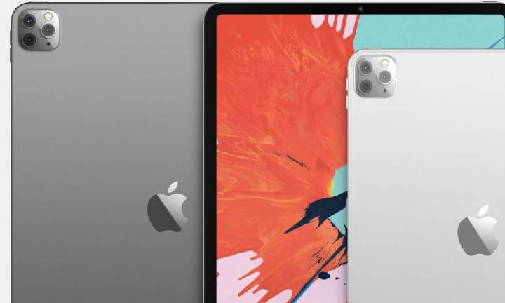 Imagem do Apple iPad Pro com 5G e mmWave