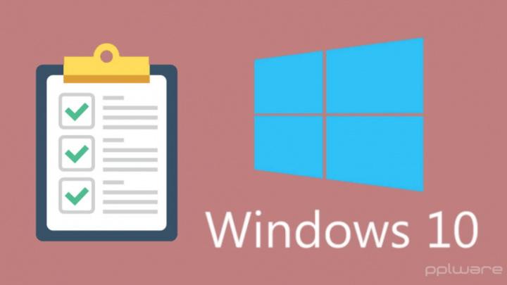 Windows 10 Área Transferência texto ficheiro
