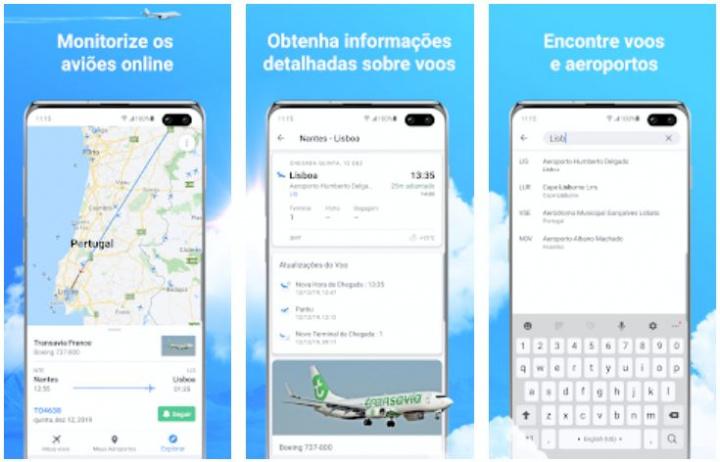 8 novas apps para instalar no seu smartphone Android - Aviões ao Vivo